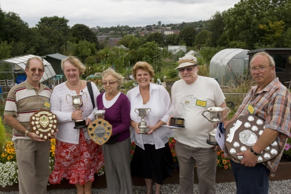 dickinson, doreen - mottram road allotments